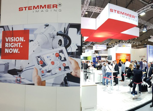 STEMMER IMAGING at Vision 2018 - impressions