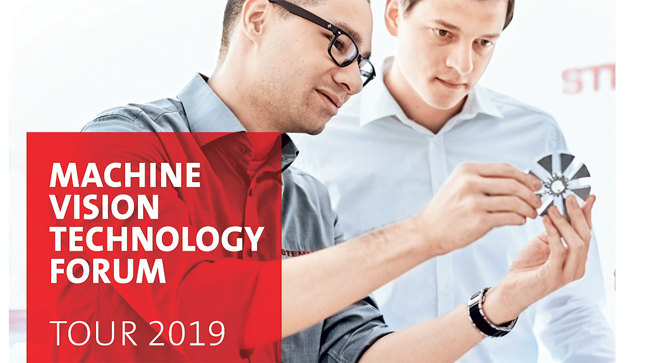 Machine Vision Technology Forum 2019